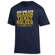 Champion University of Michigan Football Living Room Season Ticket Holder Tee