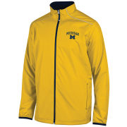 Champion University of Michigan Yellow ''Be Seen'' Full Zip Jacket