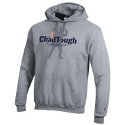 Champion ChadTough Foundation Gray Hooded Sweatshirt