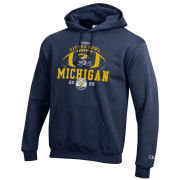 Champion University of Michigan Football 2020 Citrus Bowl Navy Hooded Sweatshirt