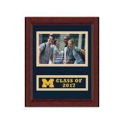 Church Hill Classics University of Michigan Class of 2017 4x6 Photo Frame