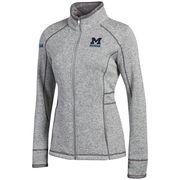 Champion University of Michigan Ladies Arctic Fleece Full Zip Jacket