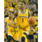 University of Michigan Basketball Charles Matthews Autograph 8x10 Picture