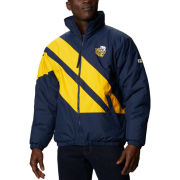 Columbia University of Michigan College Vault Sideline Full Zip Parka