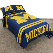 College Covers University of Michigan Twin Comforter