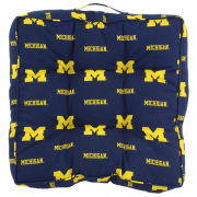 College Covers University of Michigan Floor Pillow/ Pet Bed