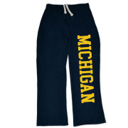 College Kids University of Michigan Youth Navy Sweatpant
