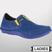 Cushe University of Michigan Ladies Navy Slipper
