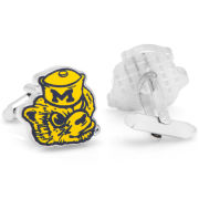 Cufflinks Inc. University of Michigan College Vault Wolverine Cufflinks
