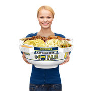 Big Sport Gifts University of Michigan Big Sport Party Bowl