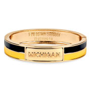 Emerson Street University of Michigan Wordmark Bangle Bracelet