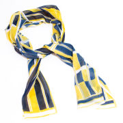 Emerson Street University of Michigan Morgan Sheer Fashion Scarf