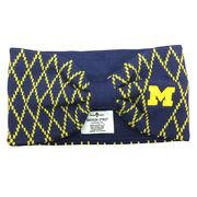 Emerson Street University of Michigan Ladies Knit Headband