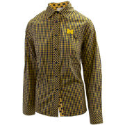 Emerson Street University of Michigan Women's Gingham Button-Down Shirt