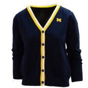 Emerson Street University of Michigan Women's Caroline Cardigan Sweater