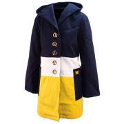 Emerson Street University of Michigan Women's Color Block Montauk Coat