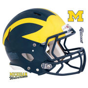 Fathead University of Michigan Football Helmet ''Teammates'' 12'' x 10'' Decal