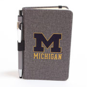 Fanatic Group University of Michigan Pocket Journal with Pen/Stylus