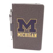 Fanatic Group University of Michigan Journal with Pen/Stylus