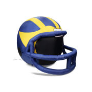Fabrique Innovations University of Michigan Football Inflatable Lawn Helmet