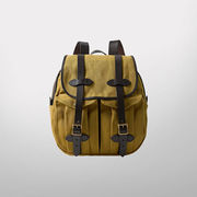 Filson Tan Rugged Twill Rucksack