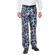 Valiant University of Michigan Football Helmet Ugly Business Suit Pant