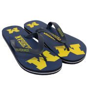Forever Collectibles University of Michigan Flip Flops