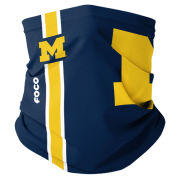 Forever Collectibles University of Michigan Football Sideline Gaiter Scarf