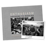 Book: Enthusiasm Unknown to Mankind [Collectors Edition w/ Autograph Print]
