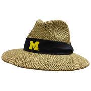 The Game University of Michigan Straw Hat