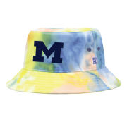 The Game University of Michigan Sunrise Tie-Dye Bucket Hat