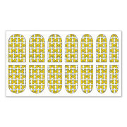 Game Day Nails University of Michigan Nail Decals