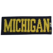 The Game University of Michigan Navy Knit Headband