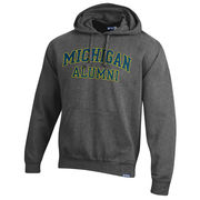Gear University of Michigan Alumni Granite Hooded Sweatshirt