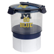 Casabella University of Michigan Guac-Lock Guacamole Storage Container