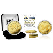 Highland Mint University of Michigan Bicentennial Limited Edition Commemorative Coin