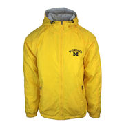 Holloway University of Michigan Yellow Field Jacket