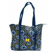 Honour Society University of Michigan Quilted Tote Bag
