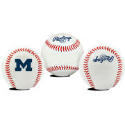 Rawlings University of Michigan Baseball Commemorative Baseball