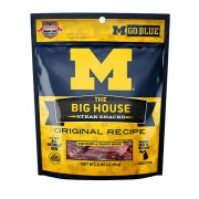 Game Day Snack University of Michigan Big House Steak Snacks