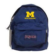 JanSport University of Michigan Navy Small Fry Backpack
