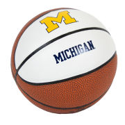 Rawlings University of Michigan Basketball Mini Autographable Basketball
