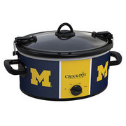 Crock-Pot University of Michigan Cook & Carry Slow Cooker