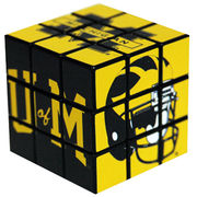 Jenkins Game Day University of Michigan Puzzle Cube