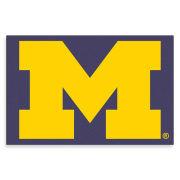Jenkins University of Michigan Coir Block ''M'' Logo Door Mat
