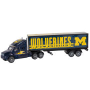 Jenkins University of Michigan Big Rig and Trailer Toy Truck