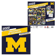 Turner University of Michigan Football 2017 Sport Wall Calendar