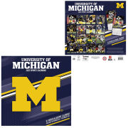 Turner University of Michigan Football 2020 Sport Wall Calendar
