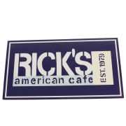 JMB Signs Ricks American Cafe Ann Arbor Sign