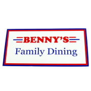 JMB Signs Benny's Family Dining Ann Arbor Sign